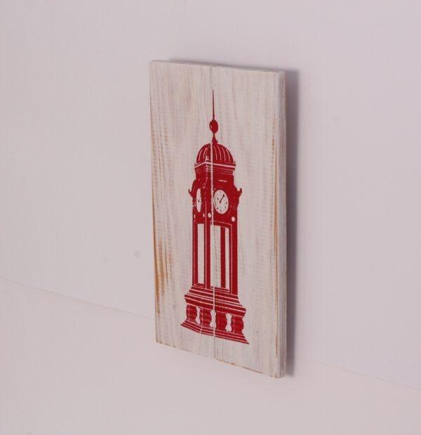 Wandbild Kröpcke Uhr