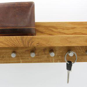 Schlüsselboard Eiche L