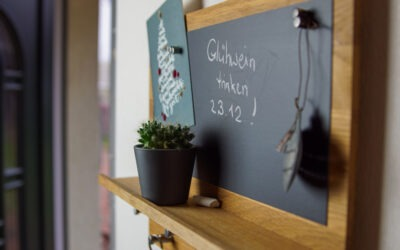 3 Tipps für Weihnachtsgeschenke aus Holz