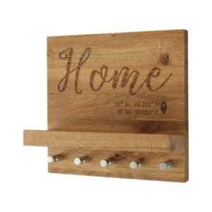 Schlüsselboard mit Home Schriftzug
