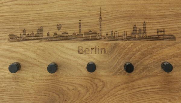 Schlüsselbrett mit Berlin Motiv